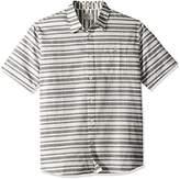Calvin Klein Jeans Women's Short Sleeve Sweatshirt Two Tone Embroidered