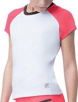 Fila Girls' Diva Cap Sleeve Top