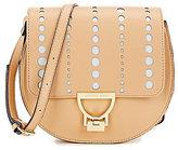 Gianni Bini Modern Perforated Cross-Body Bag