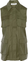 Elizabeth and James Nikki twill vest