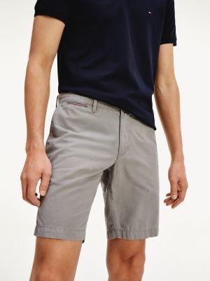 Tommy Hilfiger Cotton Twill Shorts