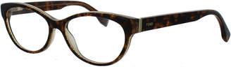 Fendi Women's 52Mm Optical Frames