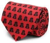 Star Wars Star WarsTM Silk Darth Vader Tie in Red/Black