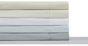 Charisma 400TC Percale Cotton King Sheet Set Bedding