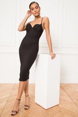 by the way. Stacy Midi Dress