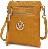 Mkf Collection By Mia K. MKF Collection by Mia K. Women's Handbags - Orange Andrea Signature M Crossbody Bag
