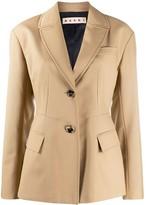 Marni fitted blazer