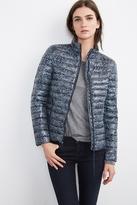 Merida Printed Puffer Jacket