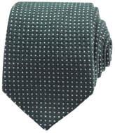 Ben Sherman NEW Pin Dot Tie Green