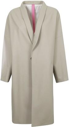 Y's Ys Buttoned Coat