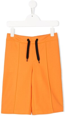 Fendi Kids Drawstring Shorts