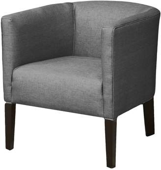 Distinctly Home Amber Accent Chair with Narrow Track Arm