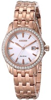 Citizen EW1903-52A Eco-Drive Silhouette Crystal