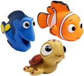The First Years Disney and Pixar Finding Nemo Bath Squirt Toys