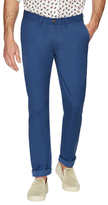 Ben Sherman Casual Flat Front Slim Chino