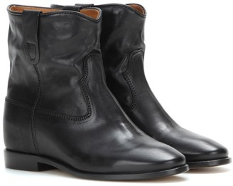 Isabel Marant Cluster leather boots