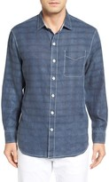 Tommy Bahama Men's Big & Tall Beachy Breezer Linen Blend Sport Shirt