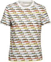 Mary Katrantzou Iven Leopard Print T-shirt