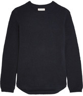 Chinti and Parker Cashmere Sweater - Midnight blue