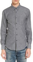 Naked & Famous Denim Men's Twill Woven Shirt