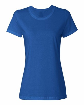 Fruit of the Loom Womens Heavy Cotton HD 100 Cotton T-Shirt S
