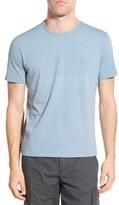 John Varvatos Men's Peace Sign Crewneck T-Shirt
