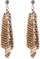 Oasis Chainmail Drape Earrings