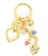 Juicy Couture Shield Keyfob
