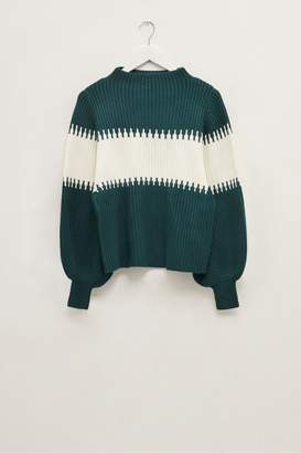 French Connection Sofia Balloon Sleeve Jumper