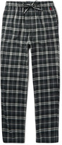 Polo Ralph Lauren - Checked Cotton-flannel Pyjama Trousers