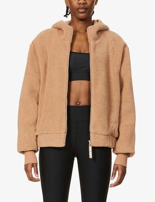 Lorna Jane Cosy Sherpa fleece jacket