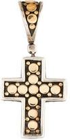 John Hardy Dot Cross Pendant