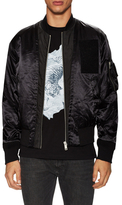 Maison Margiela Slip and Zip Bomber Jacket