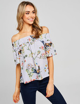 Dotti Sadie Shoulder Top