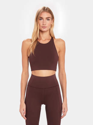 Girlfriend Collective Topanga Criss Cross Sports Bra
