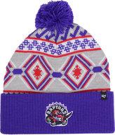 '47 Toronto Raptors Hardwood Classic Up North Knit Hat