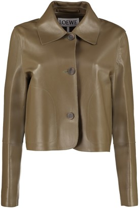 Loewe Lamb Leather Jacket