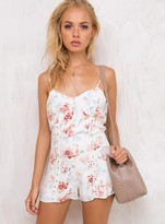 MinkPink Innocence Playsuit