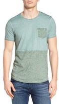 Scotch & Soda Men's Colorblock Pocket T-Shirt