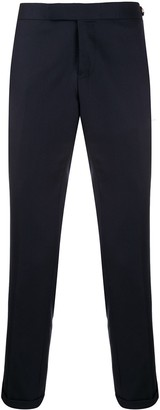 Thom Browne Super 120s Twill Side Tab Trousers