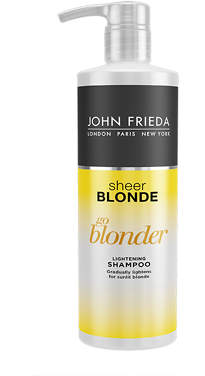 John Frieda Sheer Blonde Go Blonder Lightening Shampoo 500ml