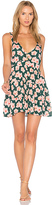 Acacia Swimwear Havana Dress in Green. - size L (also in )