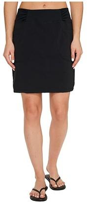Mountain Hardwear Dynamatm Skirt (Black) Women's Skirt