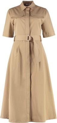 P.A.R.O.S.H. Cotton Long Dress