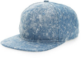Gents Nick Washed Denim Baseball Cap