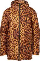 Leopard Ski Coat by Ashish**