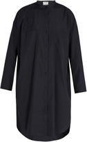 Acne Studios Esloane oversized cotton shirtdress