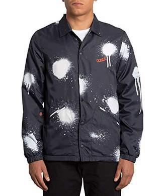 Volcom Men's Brews Coach Jacket