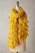 Anthropologie Layered Loops Scarf