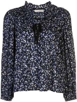 Ulla Johnson Jamila floral print blouse